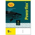 Rio-Powerflex-Trout-Leader--6X-Line----3-Pack