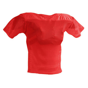 Adams Varsity Double Yoke Football Jersey