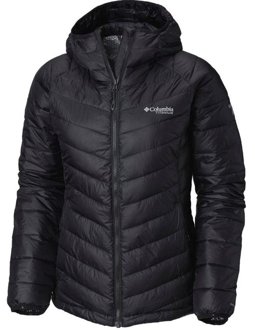 Columbia Snow Country Hooded Jacket - Women's
