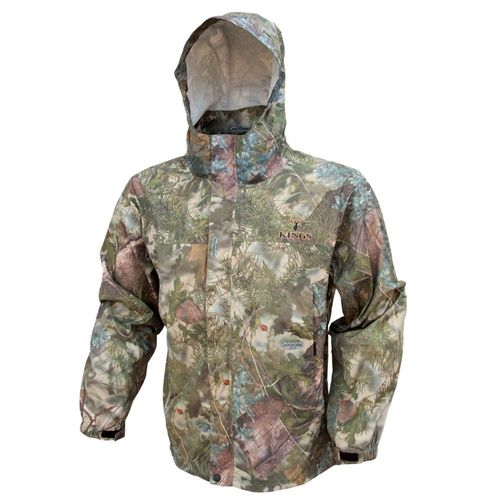 King's Camo Climatex Rain Jacket - Men's
