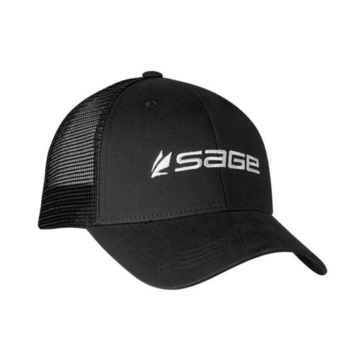 Sage Mesh Back Trucker Hat