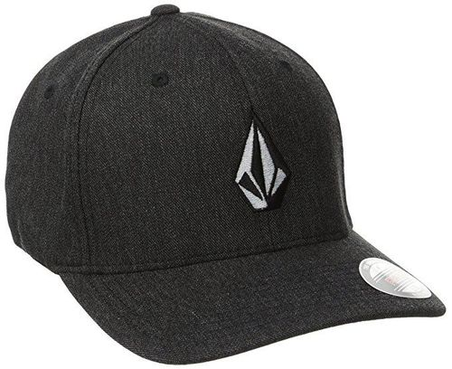 Volcom Full Stone Heather Xfit Hat - Men's