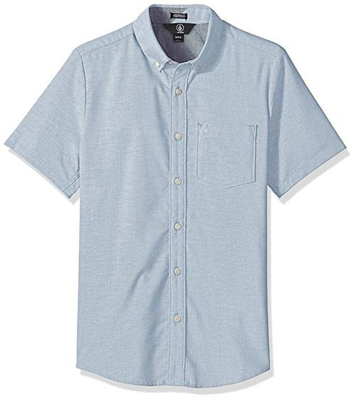 Volcom Everett Oxford Short Sleeve Shirt - Men's