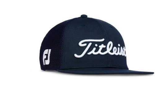 Titleist Tour Flat Bill Mesh Cap