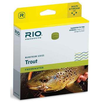 Rio MainStream Type 6 Full Sinking Fly Fishing Line