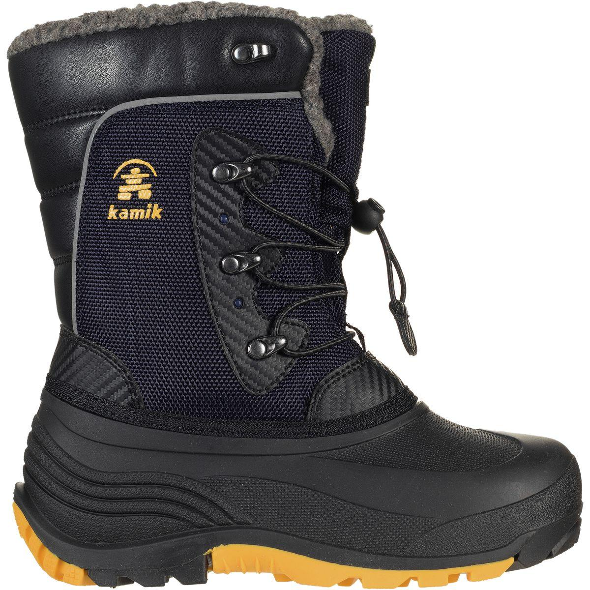 Kamik Kids Luke Snow Boot