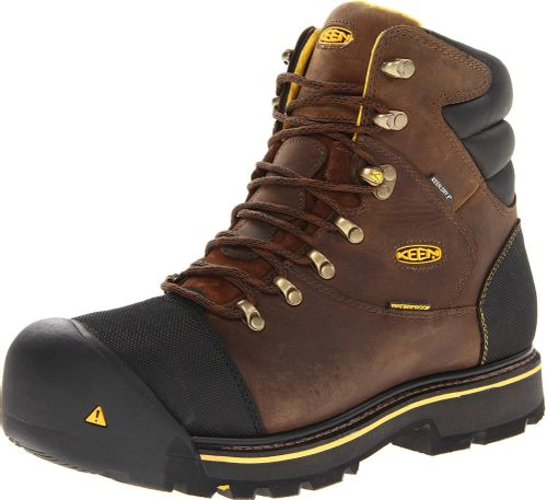 Keen Milwaukee Utility Waterproof Shoe