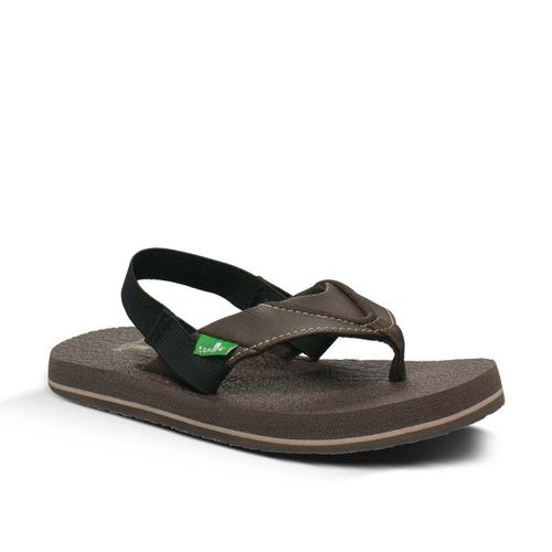 Sanuk Root Beer Cozy Sandal - Boy's