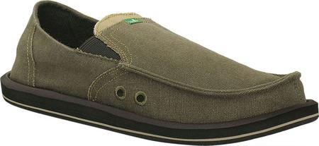 Sanuk Pick Pocket Moc Toe Shoe - Men's