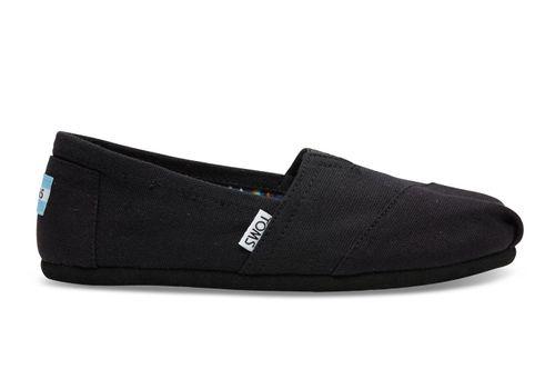TOMS Canvas Classic Shoe - Women's