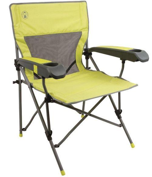 Coleman Vertex Plus Hard Arm Camp Chair