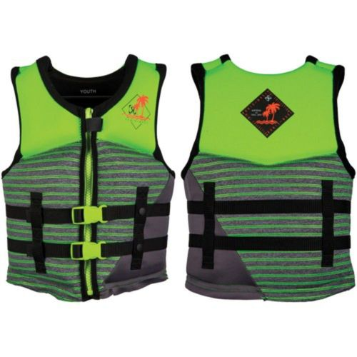 Ronix Vision CGA Life Jacket - Boy's