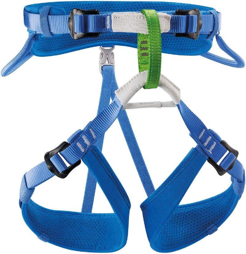 Petzl-Macchu-Harness---Kids