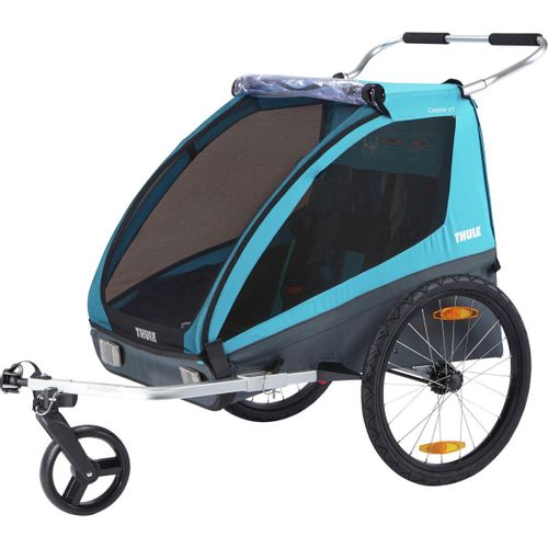 Thule Chariot Coaster XT Bike Trailer and Stroller