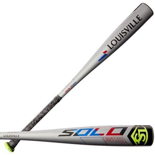 """Louisville Slugger Solo 619 (-11) 2 5/8"""" USA Baseball Bat 2019"""