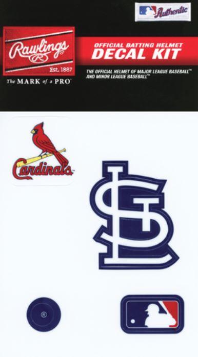 Rawlings MLB Decal Kit
