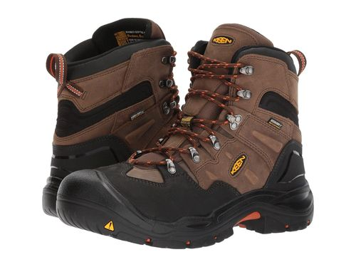 "Keen Utility Coburg 6"" Waterproof Boot - Men's"