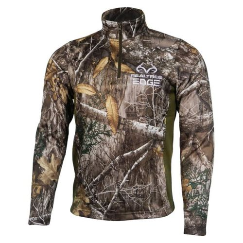 MSR Pursuit Stalker Quarter Zip Pullover Long Sleeve - Men's