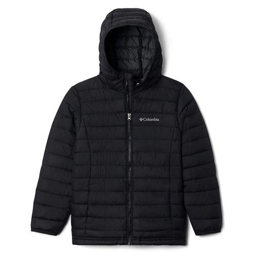 Columbia Powder Lite Hooded Insulated Jacket - Kids'