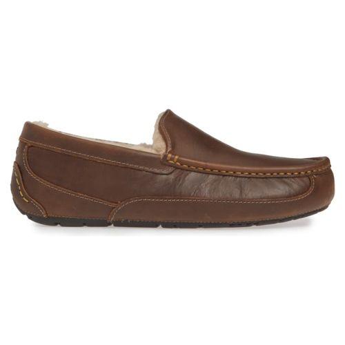 UGG Ascot Leather Slipper - Men's
