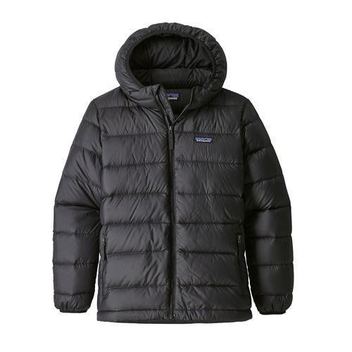 Patagonia Hi-Loft Down Sweater Hoodie - Boys'