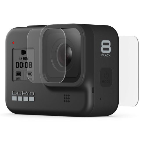 GoPro Tempered Glass Lens and Screen Protectors