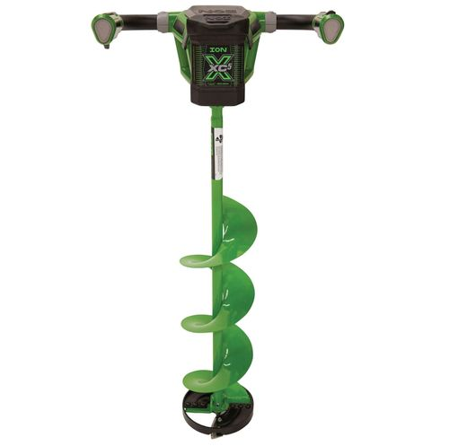 ION X Electric Power Ice Auger - 5 AMP