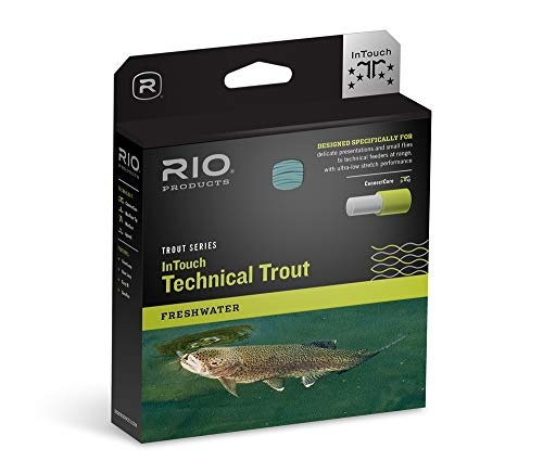 RIO InTouch Technical Trout Floating Fly Fishing Line