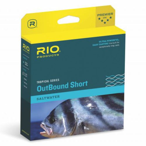 RIO Tropical Outbound Short Fly Fishing Line