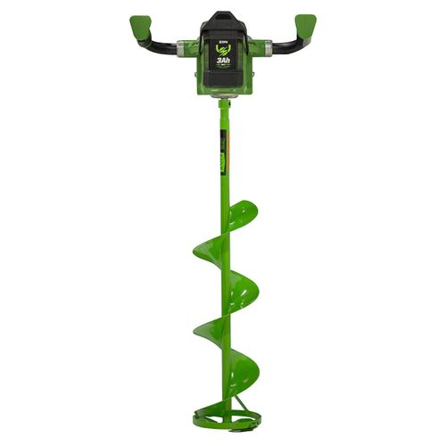 """ION 8"""" Brushless Electric Ice Fishing Auger - 3AMP"""