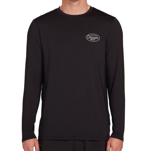 Volcom Lit Long Sleeve Rash Guard-Men's