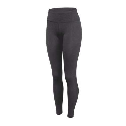 Terramar Tri Color Melange Fleece Tight Legging - Women's