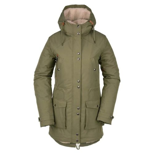 Volcom Walk On By 5K Parka - Women's