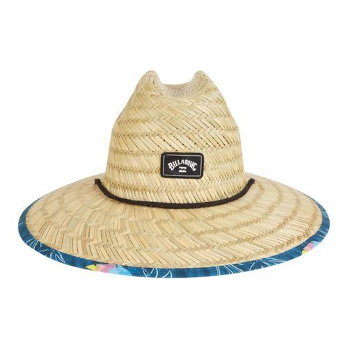 Billabong Tides Print Straw Hat