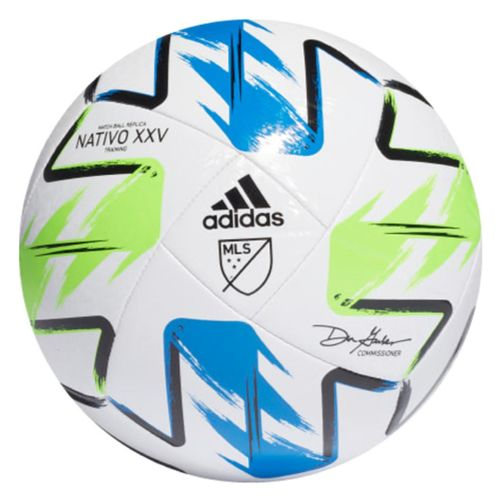 adidas MLS Nativo XXV Training Soccer Ball
