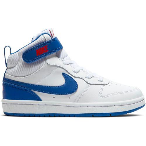 Nike Court Borough Mid 2 Shoe - Youth