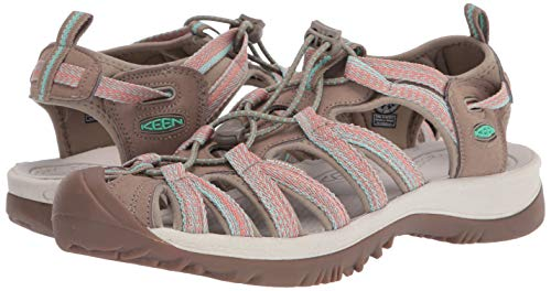 Keen-Whisper-Sandal-Womens-Taupe-Coral