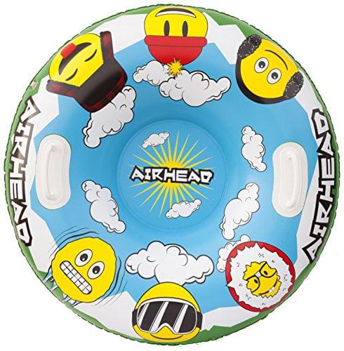 Airhead Emoji Gang Inflatable Snow Tube