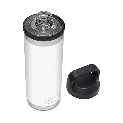 YETI Rambler Water Bottle With Chug Cap