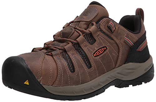 Keen Flint II Steel Toe Shoe - Men's