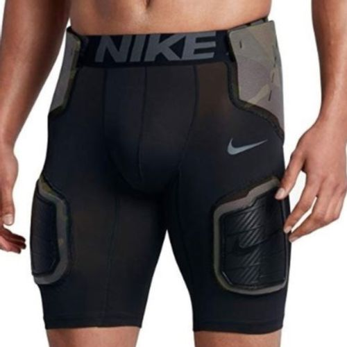 Nike Pro Hyperstrong Short Core Camo Padded Girdle - Men's