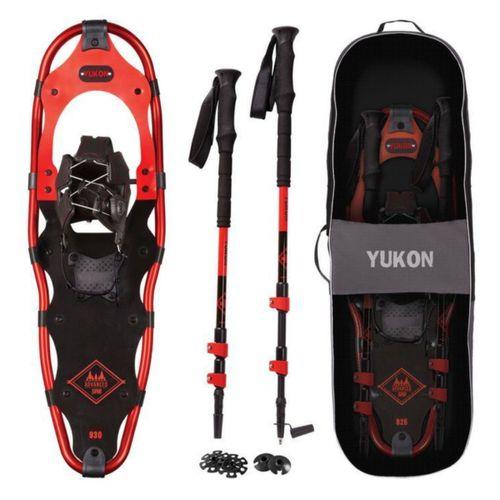 Yukon Charlies Advanced Spin Series Snowshoe Kit
