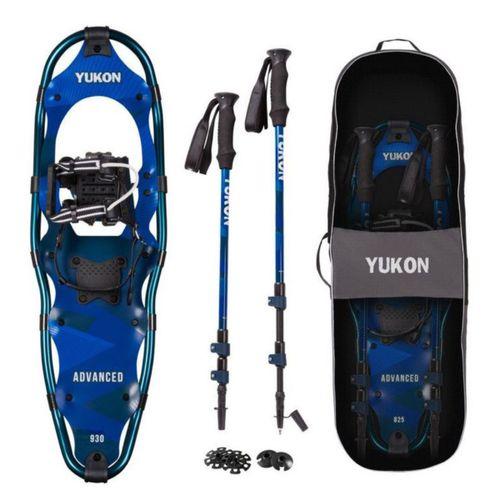 Yukon Charlies Advanced 8x21 Snowshoe Kit