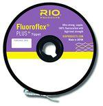 Rio-Fly-Fishing-Tippet-Fluoroflex-Plus-Tippet-30Yd-6X-3.6Lb-Fishing-Line-Clear