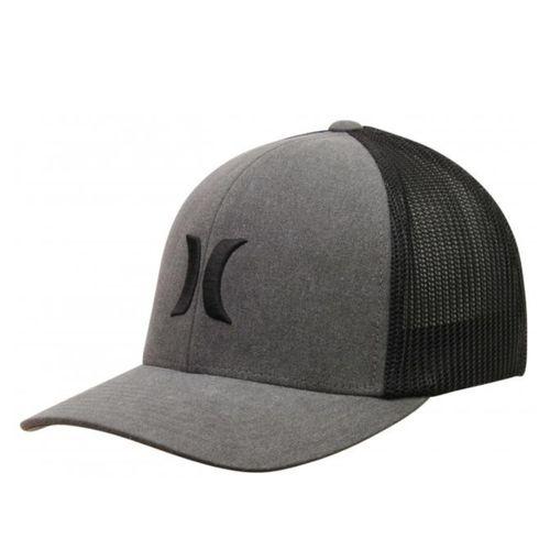 Hurley Icon Textures Trucker Hat
