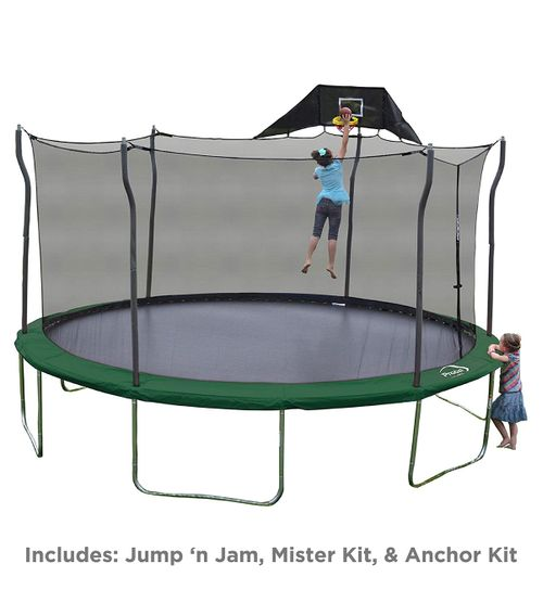 Propel 15' Trampoline with Enclosure PREORDER ONLY
