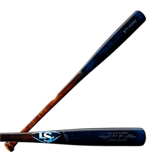 MLB Pro Prime S318 Christian Yelich Player-Inspired Model Baseball Bat