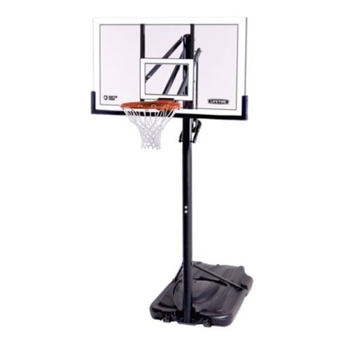 Lifetime Polycarbonate Portable Basketball System