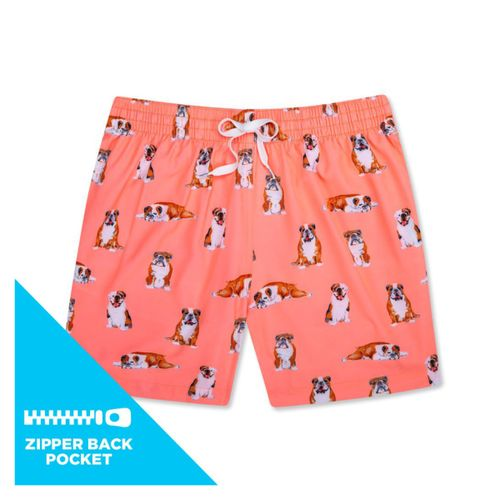 "Chubbies The Doggie Paddles 5.5"" Stretch Trunk (Zipper Back Pocket)"