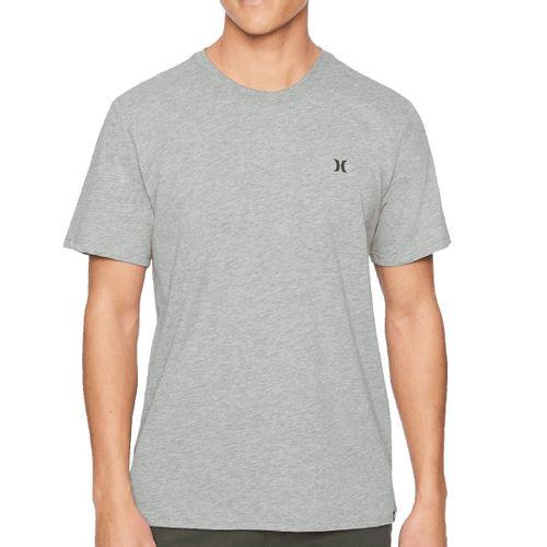 Hurley Dri-Fit Staple Icon Reflective Short Sleeve Tee Shirt